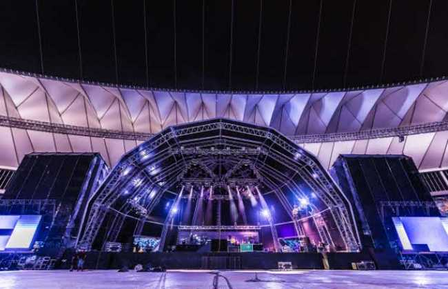 Gearhouse capacity tested with back-to-back Durban events
