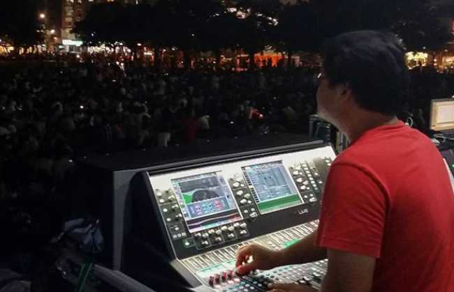 ProAudio-Central Archive - foh