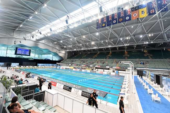 The PA People updates Sydney's Olympic Aquatic Centre