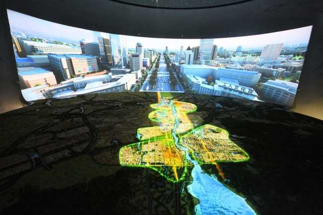 Urban planning comes to life in Changchun