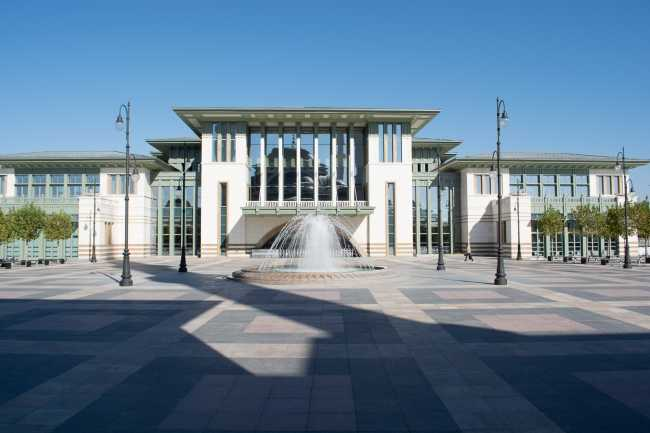 Shure moves into Turkey's Presidential Complex